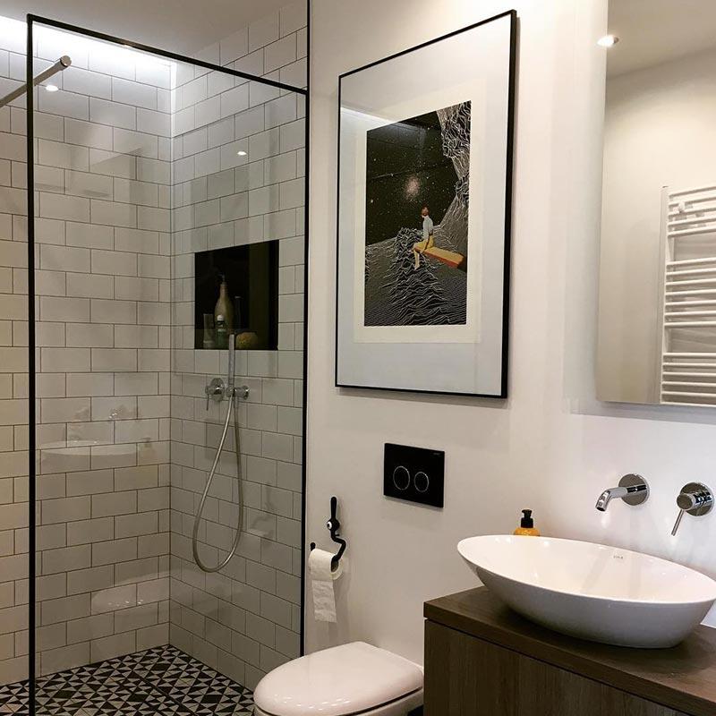 Framed Shower Enclosure Manufacturer in Delhi